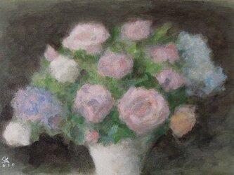 ピンク・ローズの画像