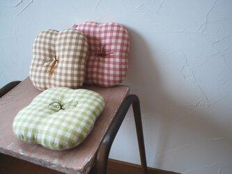 『うで枕』ピンクの画像