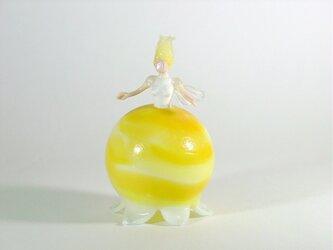 チューリップの精/黄の画像