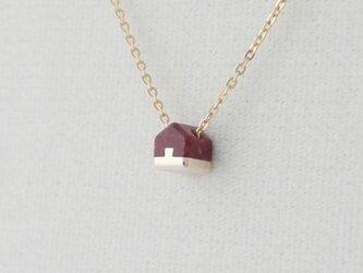 ネックレス Home micro Terracottaの画像