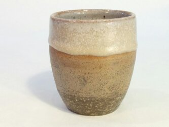 白釉湯呑の画像