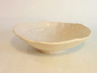 白瓷叩き鉢の画像