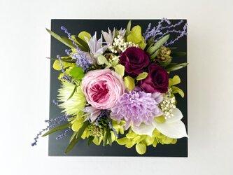Preserved flower frameの画像