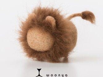 woonya【lion】の画像