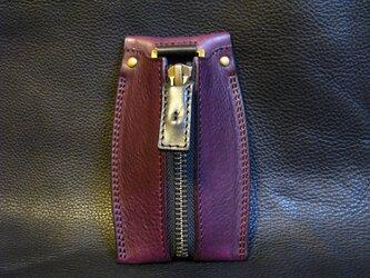 key case 「紫」の画像
