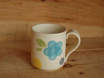 mug ‐blue‐の画像