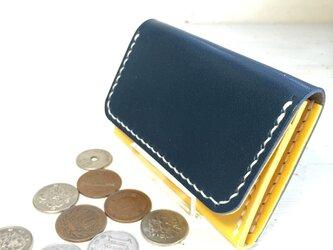 【Vivid colors♫】コンパクトな四角いミニミニ財布の画像