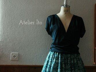 Liberty:yoshie  チュチュみたいなギャザースカートの画像
