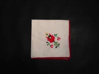 刺繍ハンカチ7の画像
