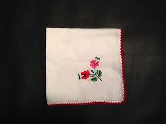 刺繍ハンカチ5の画像
