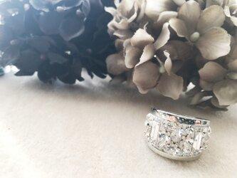 Spring fleur ringの画像