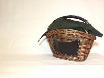 Willow Basket Bagの画像