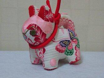 張子犬  BIYO (てふてふ)の画像