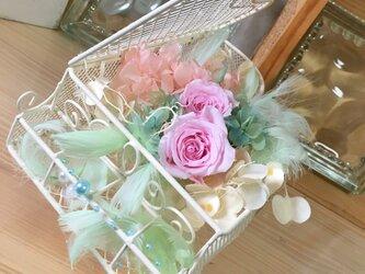 グランドピアノのアレンジ★プリザ★発表会の画像