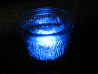水晶ライト硝子カップ Bの画像