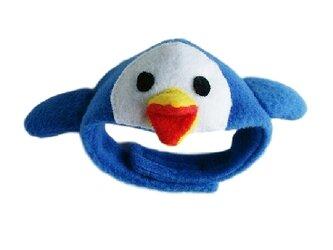 ペンギンのかぶりもの(帽子)【S/M/L】の画像