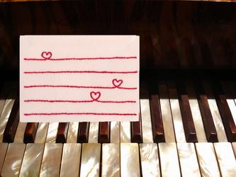 LoveLetterカードの画像