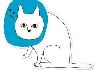 エリザベス猫ポストカード【8枚入り 1000円】の画像