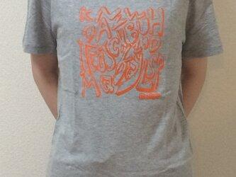 【Rocky's?】Rocky's オリジナルTシャツ グレーの画像