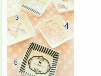 お小皿色々♬*゚贈り物にも♬*゚簡易ラッピング無料サービスの画像