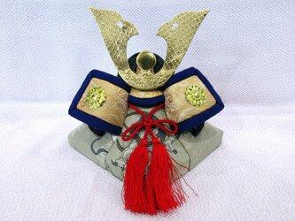 五月人形 大将兜(小)の画像