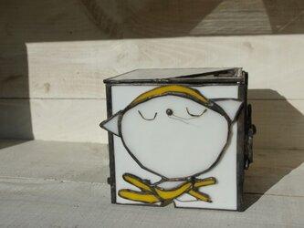 置きランプ(おひるね)の画像