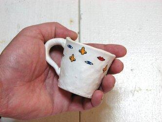 目鼻口デミカップの画像