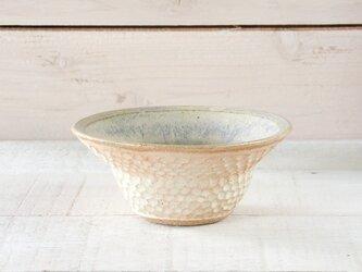 ボウル(黄マット釉 しのぎ碗 - タイプB)の画像