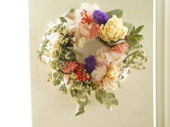 爽やか wreathの画像