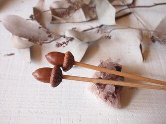 9号 №103どんぐりの編み針の画像