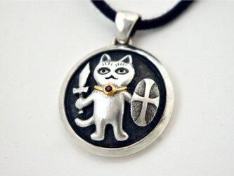 お守り猫 ペンダント PⅡの画像