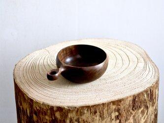 Bowl(S) ブラックウォルナットの画像