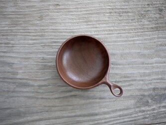 Bowl(M) ブラックウォルナットの画像