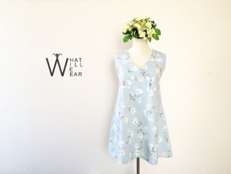 FLORAL FLARE DRESSの画像