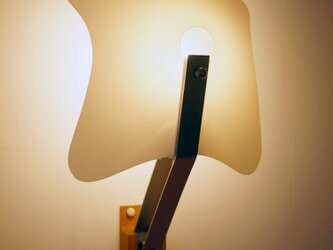 2Way Lamp バンドリ (ホワイト無地)の画像