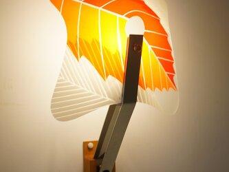 2Way Lamp バンドリ (レッドリーフ柄)の画像