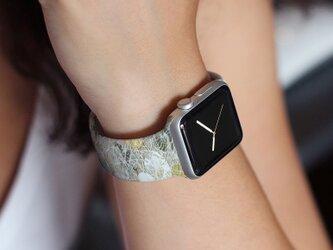 本革☆Apple Watch アップルウォッチ バンド ファッション ベルト 交換 ベルト 023の画像
