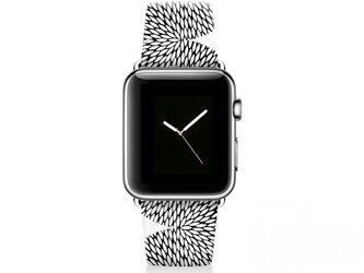 本革☆Apple Watch アップルウォッチ バンド ファッション ベルト 交換 ベルト 048の画像