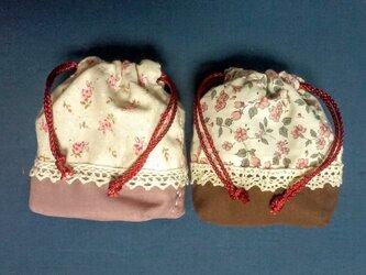 ミニ巾着の画像