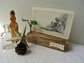 ATOSシリーズ 森の始まりカード立て1の画像