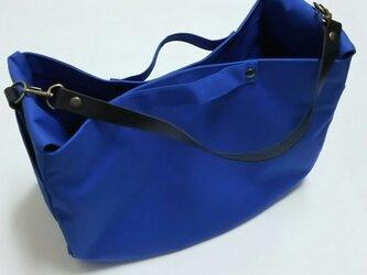 kotsuecco様ご注文分 倉敷帆布3wayトートバッグ(ブルー)の画像