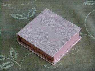 ポストイッツホルダー とかげ ピンク色の画像