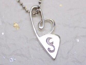 【受注製作】Fairy Smile Original silver pendantの画像