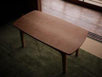 [ WR307 floating sofa table ] フローティング ソファテーブルの画像
