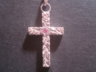十字架ペンダントヘッドの画像