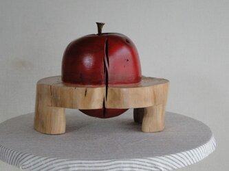 リンゴの木にりんごの画像