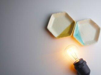 六角豆皿  - m.m.d. -の画像
