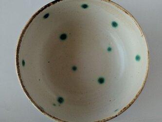 水玉の鉢の画像