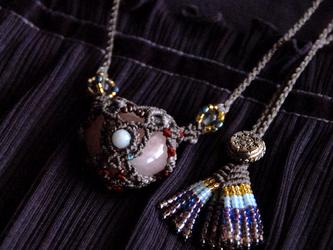 le coeur secret / rose quartzの画像