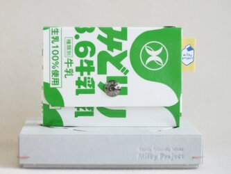 [NEW]Milky Pouch(JP0303) コインケース&カードケーの画像